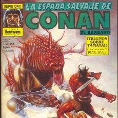 Cómics: LA ESPADA SALVAJE DE CONAN NUMERO 131. Lote 15232553