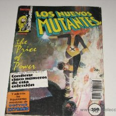 Cómics: LOS NUEVOS MUTANTES - RETAPADO - NºS 26 AL 30. Lote 26250239