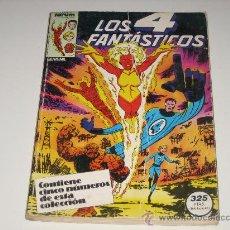 Cómics: LOS 4 FANTASTICOS - RETAPADO - NºS 21 AL 25. Lote 26250240