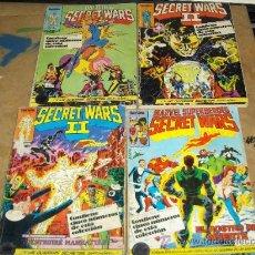 Cómics: FORUM. 4 RETAPADOS SECRET WARS II. 1986. PORTES GRATIS.. Lote 15307398