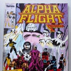 Cómics: ALPHA FLIGHT-PATRULLA X. Lote 27613849