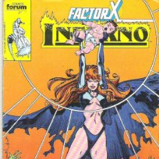 Cómics: FACTOR X - INFIERNO ** NUM 14 VOL 1. Lote 15545206