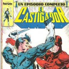 Cómics: EL CASTIGADOR - Nº 12 VOL 2 PROCEDE DE RETAPADO. Lote 15552163