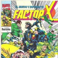 Cómics: FACTOR X - Nº 58 VOL 1. Lote 15552293