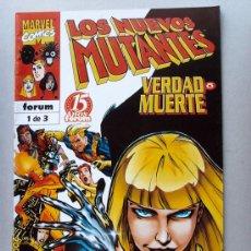 Cómics: LOS NUEVOS MUTANTES. Lote 26121493
