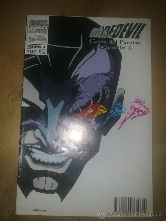 DAREDEVIL CAÍDA DEL PARAISO 4 (Tebeos y Comics - Forum - Daredevil)