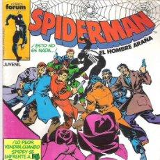 Cómics: SPIDERMAN ** Nº 68 FORUM 1985. Lote 15660699