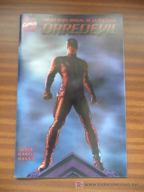 DAREDEVIL ADAPTACION OFICIAL DE LA PELICULA DAREDEVIL MOVIE (Tebeos y Comics - Forum - Daredevil)