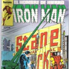 Cómics: IRON MAN - Nº 25 **. Lote 15735268
