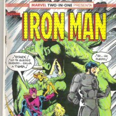 Cómics: MARVEL TWO IN ONE *** IRON MAN *** Nº 41 *** 1985. Lote 15735331