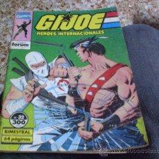 Cómics: COMICS FORUM .-GIJOE . -HEROES INTERNACIONALES Nº32-BIMESTRAL 64 PÁGINAS. Lote 25638364