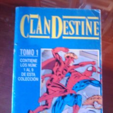 Fumetti: CLANDESTINE - TOMO 1. Lote 26469205