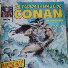 Cómics: LA ESPADA SALVAJE DE CONAN # 48. COMICS FORUM. POSIBILIDAD DE LOTES CON DESCUENTO.. Lote 26929916