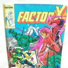Cómics: + FACTOR X NUMERO 21. Lote 15929056