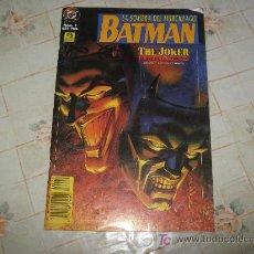 Cómics: LA SOMBRA DEL MURCIELAGO Nº 1 BATMAN. Lote 16042701