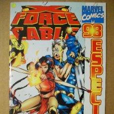 Cómics: X-FORCE & CABLE - ESPECIAL 98 REGRESO A ASGARD.. Lote 16061473