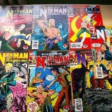 Cómics: NTH MAN - THE ULTIMATE NINJA NºS DEL 1 AL 11 MENOS EL 8. COMICS FORUM.. Lote 16092776
