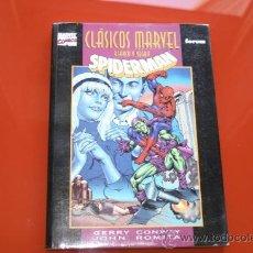 Cómics: CLASICOS MARVEL - BLANCO Y NEGRO Nº 2 - SPIDERMAN - GERRY CONWAY. JOHN ROMITA - FORUM 1997 . Lote 23506919