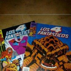 Cómics: LOS 4 FANTÁSTICOS VOLUMEN 1 DE FORUM Nº 79,80. Lote 25647710