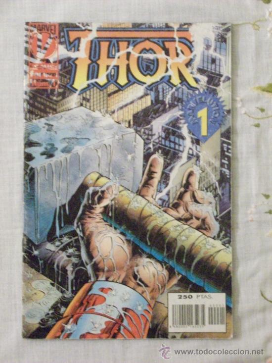 THOR VOL. II Nº 1 - MARVEL - FORUM (Tebeos y Comics - Forum - Thor)
