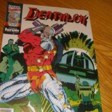 Cómics: DEATHLOK.Nº 2. Lote 16415879