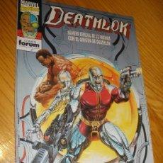 Cómics: DEATHLOK.Nº 1. Lote 16415890