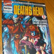 Cómics: DEATHS HEAD. Nº II. Nº 3. Lote 16415977