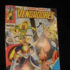 Cómics: LOS VENGADORES. Nº 2. 2º EDICION. . Lote 16416030