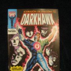 Cómics: DARKHAWK.Nº 9. Lote 16416401