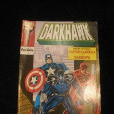 Cómics: DARKHAWK.Nº 5. Lote 16416475