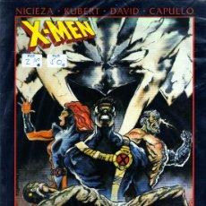 Cómics: X-MEN; LA CANCIÓN DEL VERDUGO (2 TOMOS). Lote 23876140