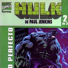 Cómics: HULK DE PAUL JENKINS; 3 TOMOS COMPLETA. Lote 28438460