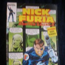 Cómics: NICK FURIA.Nº 3. Lote 16475038