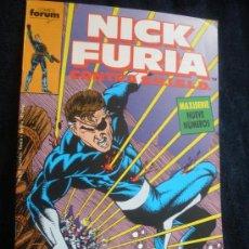 Cómics: NICK FURIA.Nº 4. Lote 16475082