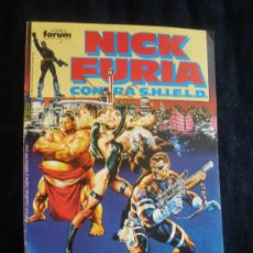 Cómics: NICK FURIA.Nº 6. Lote 16475089