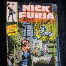 Cómics: NICK FURIA.Nº 2. Lote 16475094