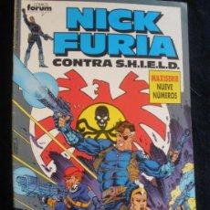 Cómics: NICK FURIA.Nº 1. Lote 16475104