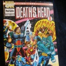 Cómics: DEATH'S HEAD. II. Nº 6. Lote 16475255