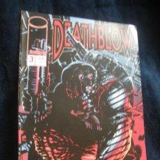 Cómics: DEATHBLOW Nº 3. Lote 16475583