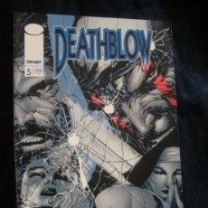 Cómics: DEATHBLOW Nº 5. Lote 16475590