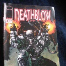 Cómics: DEATHBLOW Nº 4. Lote 16475596