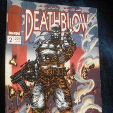 Cómics: DEATHBLOW Nº 2. Lote 16475604