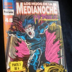 Cómics: LOS HIJOS DE LA MEDIANOCHE. Nº 3. Lote 16475736