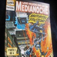 Cómics: LOS HIJOS DE LA MEDIANOCHE. Nº 1. Lote 16475742
