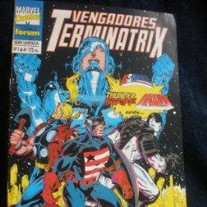 Cómics: VENGADORES TERMINATRIX. N 1. Lote 16476528