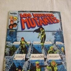 Cómics: LOS NUEVOS MUTANTES Nº 38 - MARVEL - COMICS FORUM - EXCELENTE ESTADO!!. Lote 16540521