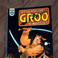 Cómics: GROO THE WANDERER NUMERO 1. Lote 16562579