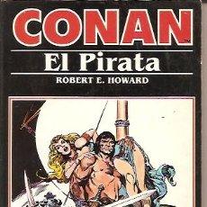 Cómics: CONAN EL PIRATA Nº 3 POR ROBERT E. HOWARD. EDICIONES FORUM . Lote 16676533