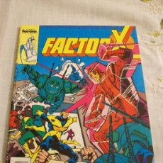 Cómics: FACTOR X VOL. 1 Nº 21 - MARVEL - FORUM. Lote 16771566