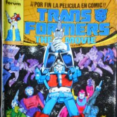 Cómics: TRANSFORMERS Nº48 THE MOVIE. Lote 17094124